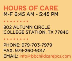 Bullfrogs And Butterflies Child Care Center Bryan College Station